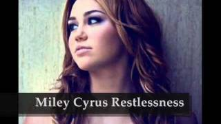 Bastien Laval-Restlessness.: To Miley Cyrus