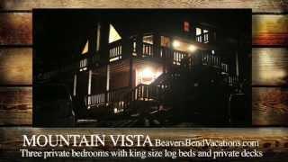 Beavers Bend Cabins, Luxury Cabins in Beavers Bend, McCurtain County Getaways