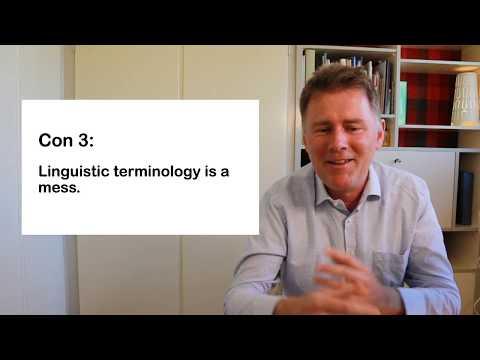 Why study linguistics?