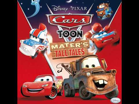 Desert Dash - Cars Toon: Mater's Tall Tales Game Music