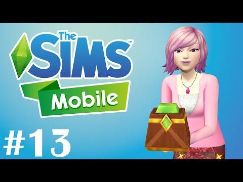 ПЕНСИЯ И ВНУКИ - The Sims Mobile - #13