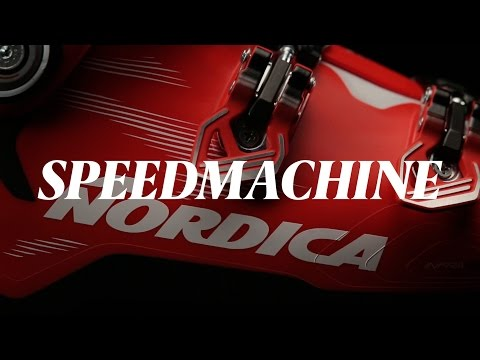 2017 NORDICA SPEEDMACHINE BOOTS