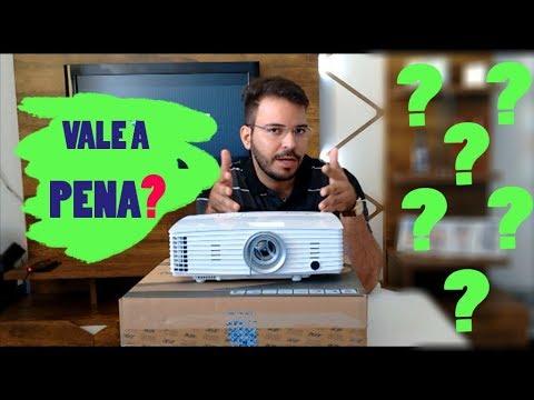 PROJETOR ACER P1185 3.200 Lumens SERÁ QUE REALMENTE VALE A PENA?