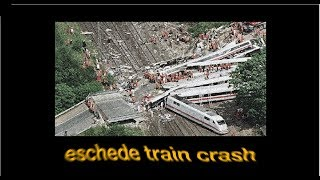 Eschede train wreck 21 years later