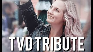Caroline Forbes || Skyscraper [TVD Tribute To Characters #3]