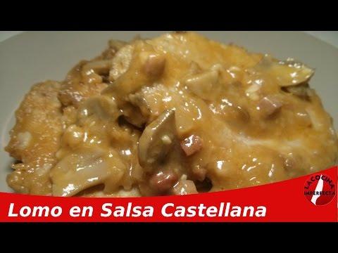 Lomo en Salsa a la Castellana | Receta de La Cocina Imperfecta