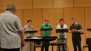 """Unclouded Day"" (Shawn Kirchner) - Laudate Mennonite Ensemble"
