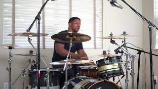 Soulmate - Justin Timberlake - Drum Cover || Devron Suttle