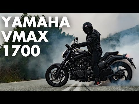 YAMAHA - V-MAX