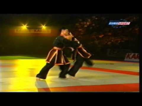 Kuk Sool Won / Ki Do Hae Korean Martial Art Demonstration