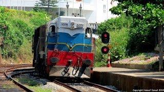 preview picture of video 'SLR's Class M2a 592 'Nova Scotia' hauling Train No.350 to Kalutara'