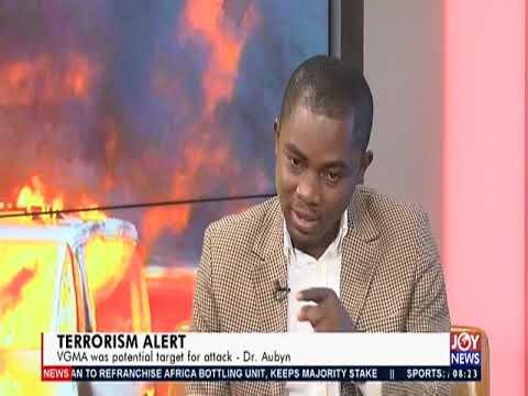 Ghana-Burkina Security - AM Show on JoyNews (21-5-19)