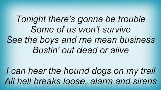 Anthrax - Jailbreak Lyrics