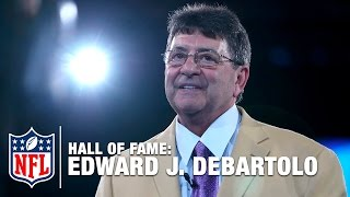 Edward J. DeBartolo Hall of Fame Speech | 2016 Pro Football Hall of Fame | NFL
