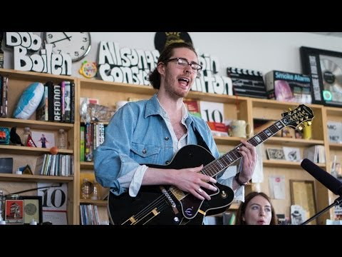 Hozier: NPR Music Tiny Desk Concert