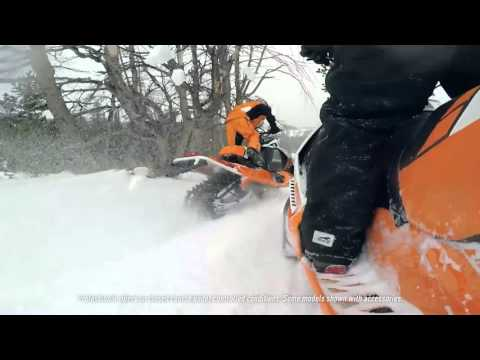 2017 Arctic Cat M 8000 Limited 162 ES in Barrington, New Hampshire