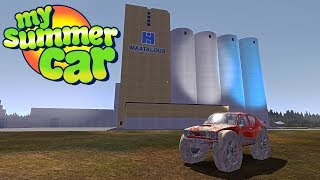 My Summer Car | Nuevo coche MOD | Parte 25 - Most Popular Videos