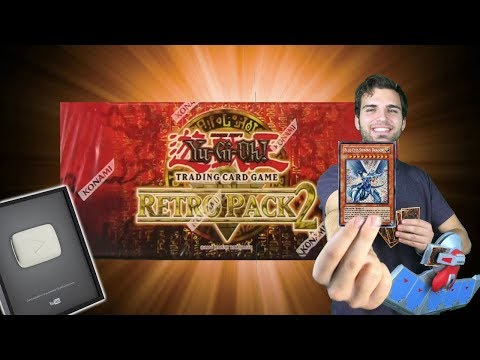 YuGiOh Retro Pack 2 Box Opening | MEGA MAIL Mystery Box from YouTube? | Happy Thanksgiving!