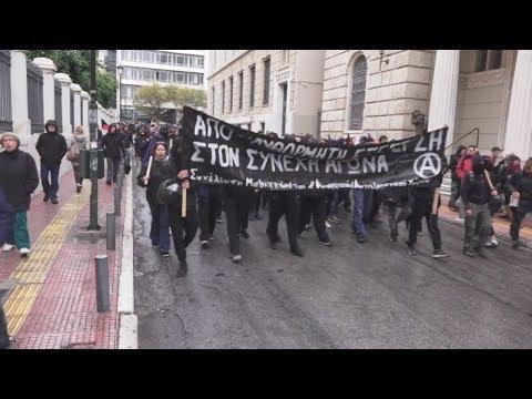 Μαθητική πορεία στη μνήμη του Αλέξανδρου Γρηγορόπουλου