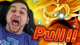 WHAT JUST HAPPENED?! SPARKING SUMMONS HYPE!! | Dragon Ball Legends
