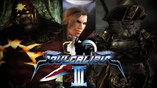 Soul Calibur 3: Tales Of Souls Events (The Demon StrikesCursed By The SwordDark Lord)
