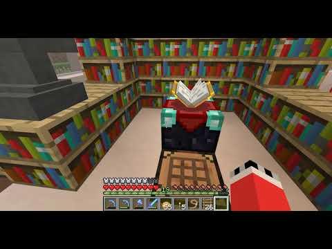 Minecraft CZ - Single svět ep. 18 - Střecha na domě? Bude!