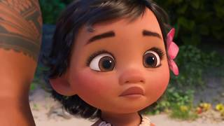 MOANA BUT WITHOUT WATER