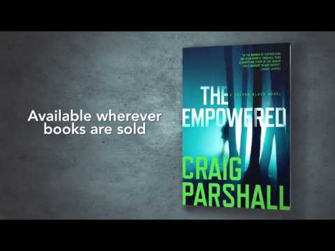 Craig talks about the evil in his new novel, The Empowered