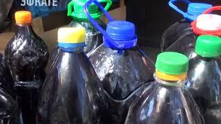 В Сочи из незаконного оборота изъято более 100 литров вина. Новости Эфкате