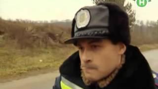 Резидента камеди остановили гаишники/ смотри сенсационные кадры