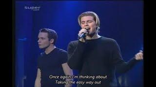 Westlife - If I Let You Go with Lyrics