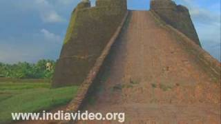 Bekal Fort: a well-preserved fort on the Malabar coast of Kerala