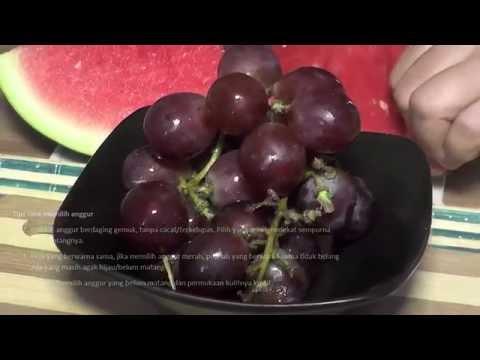 Video Cara Membuat Jus untuk Kesehatan