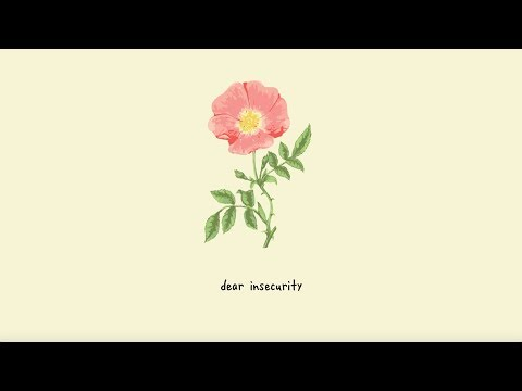 Gnash - Dear Insecurity Ft. Ben Abraham (lyric Video) Mp3