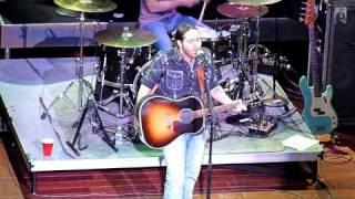 Josh Thompson - Always Been Me - Atlantic City 3/19/11