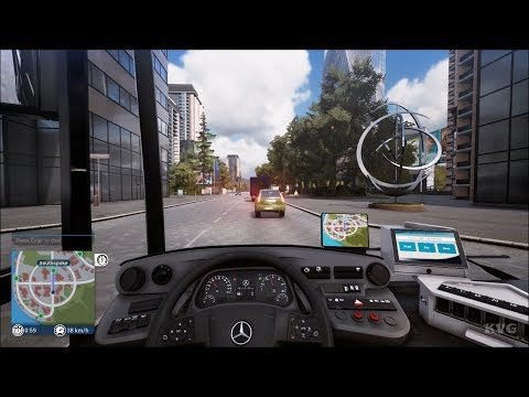 Gameplay de Bus Simulator 18