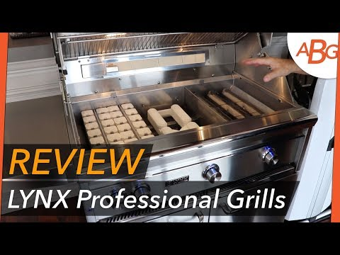 NEW MODEL UPDATE: Lynx Outdoor Grill Review – Ceramic Burners and Trident Infrared Searing Station