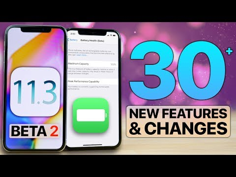 iOS 11.3 Beta 2! 30+ New Features & Changes