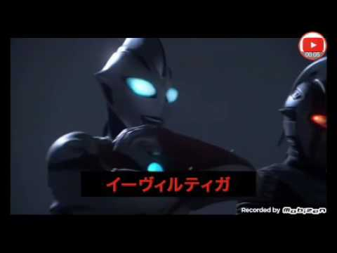 5 ULTRAMAN Vs 5 EVIL ULTRAMAN