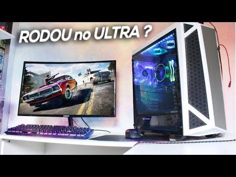 TUDO no ULTRA! Testes no NOVO PC GAMER 2019!