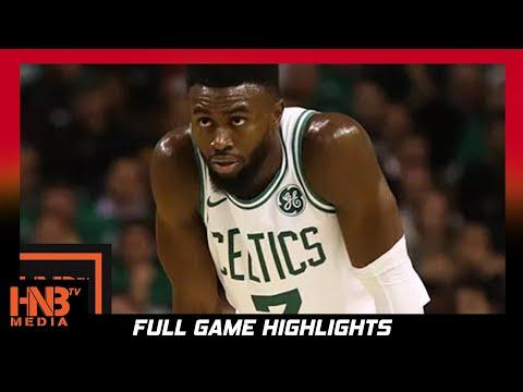 Boston Celtics vs Charlotte Hornets Full Game Highlights / Week 4 / 2017 NBA Season