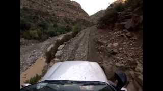 preview picture of video '%Garganta de Anergui Maroc 2014'