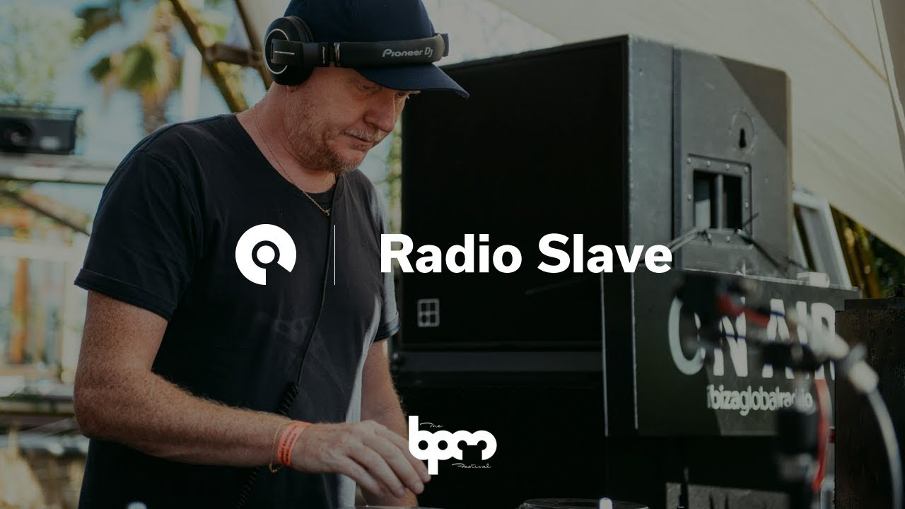 Radio Slave - Live @ The BPM Portugal 2017, Neopop