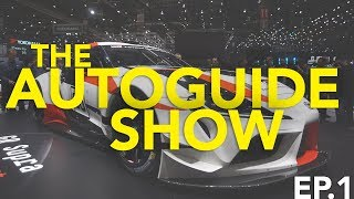 The AutoGuide Show Ep1: We talk Supra, Volvo XC40, BMW X1, Hyundai Kona and more