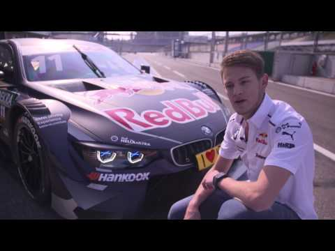 The new BMW M4 DTM explained by Marco Wittmann - BMW Motorsport.