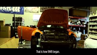 Tanner Foust Edition RWB VW Beetle   SEMA 2014