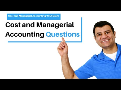 How to Answer CPA Exam Questions | Cost Accounting Course ...