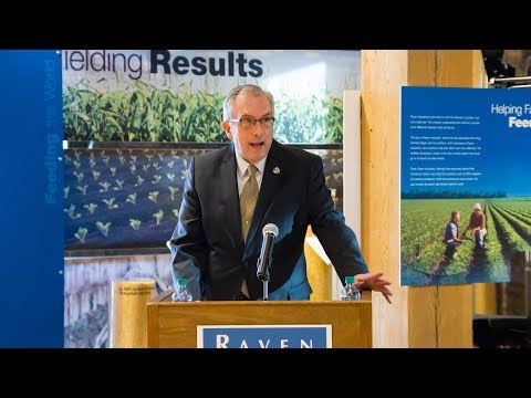 Raven Announces $5 million Gift to SDState