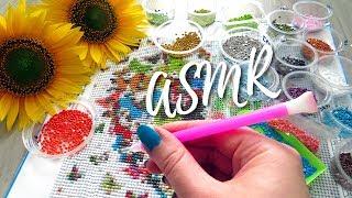 Diamond Painting ASMR - No Talking
