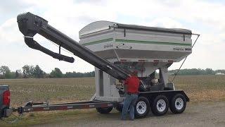 Seed Chariot Bulk Box Tender Video